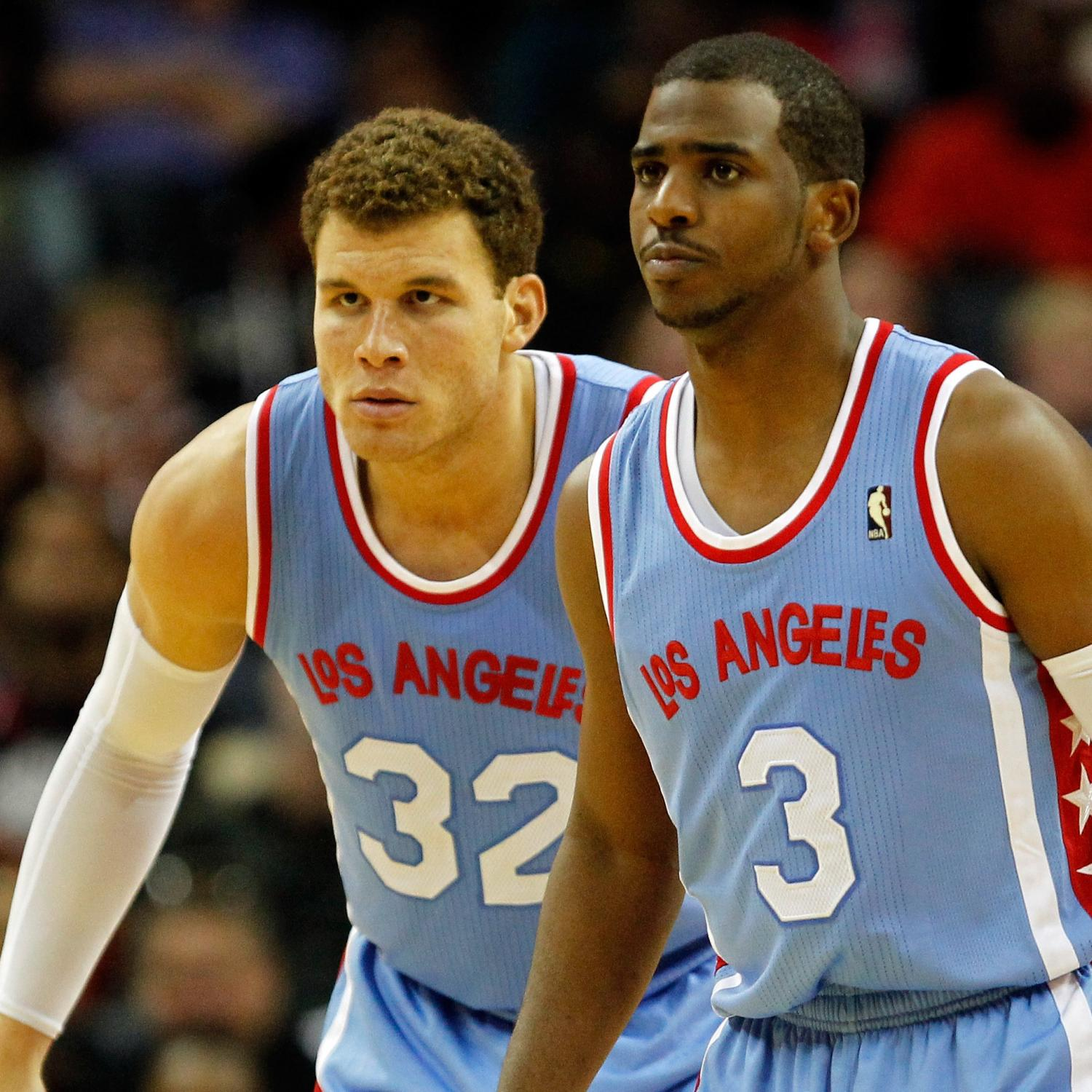 4. Los Angeles Clippers