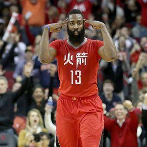 6. Houston Rockets