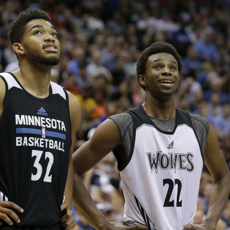 23. Minnesota Timberwolves