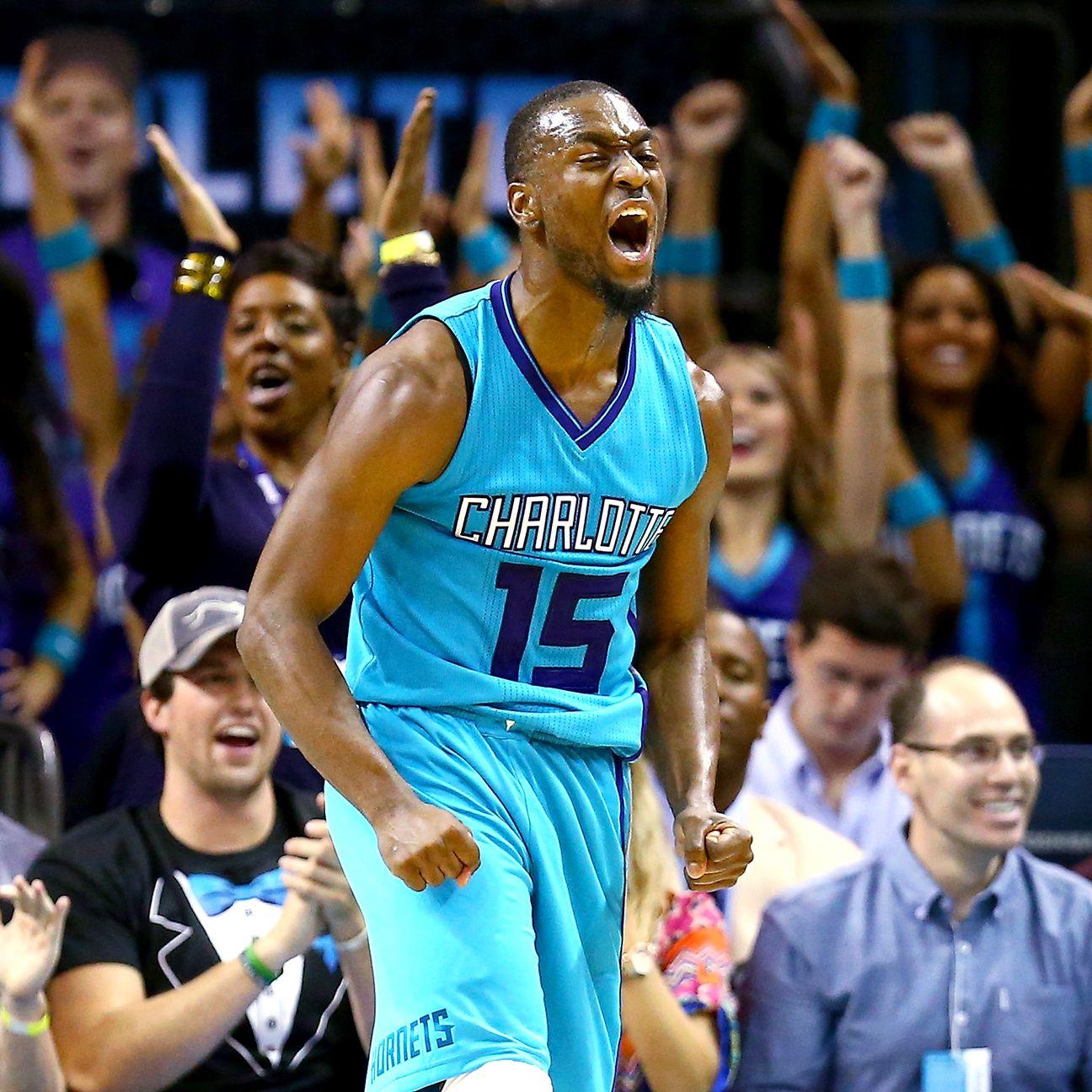15. Charlotte Hornets