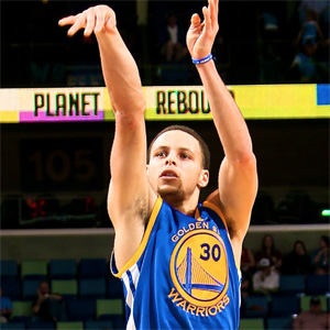 1. Golden State Warriors