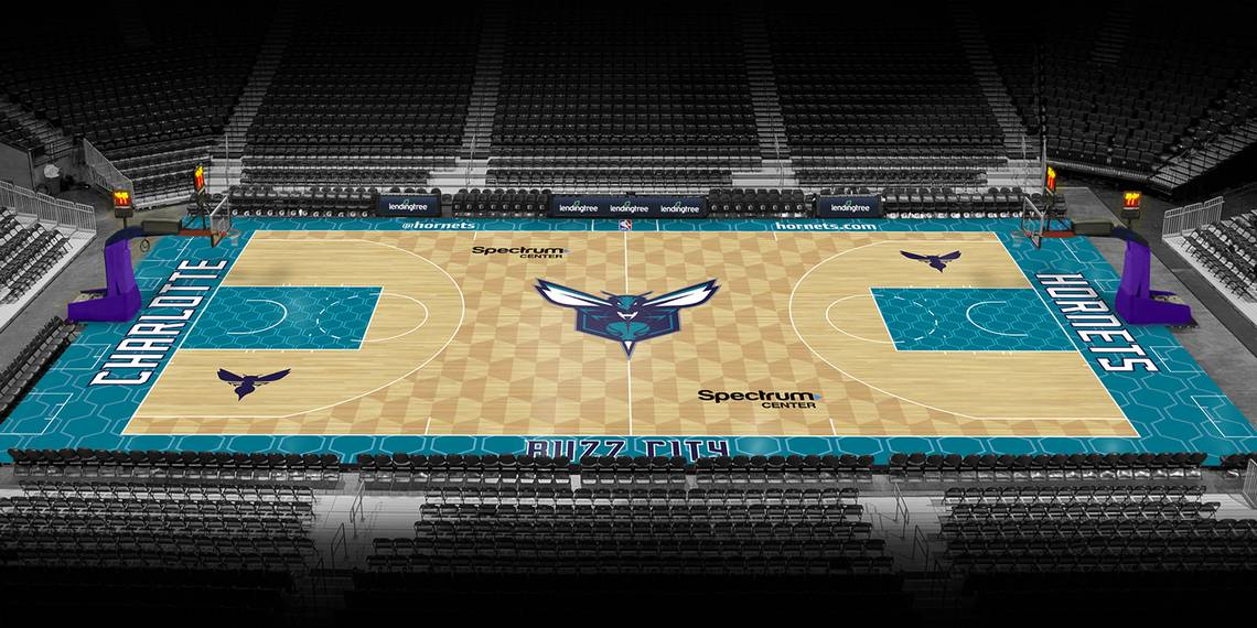 Charlotte Hornets – At the hive